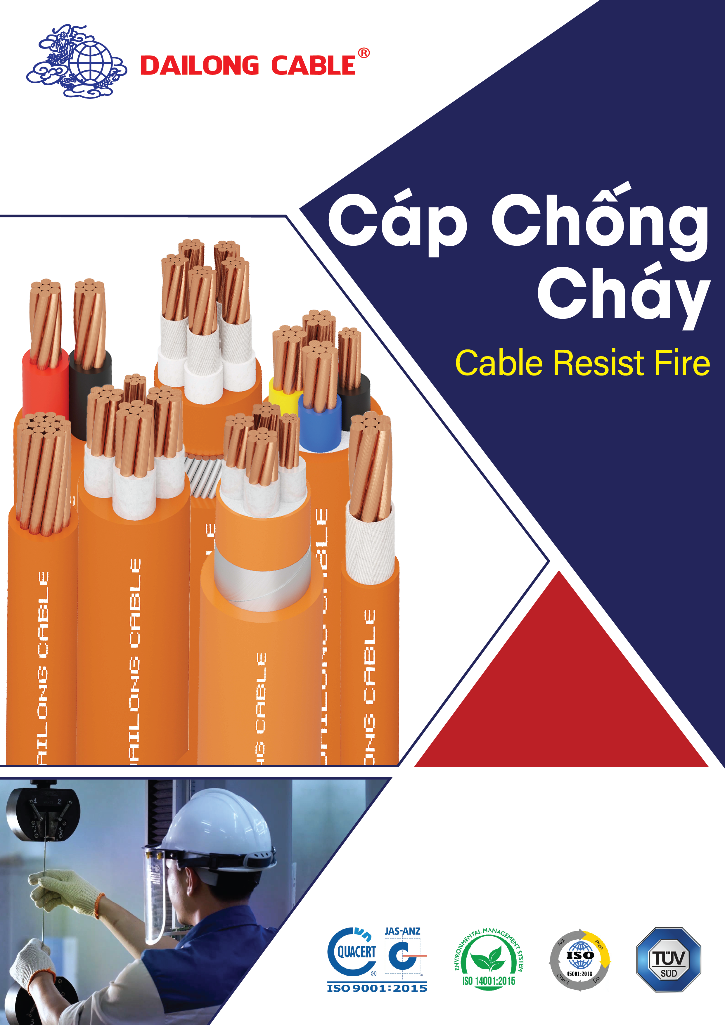 Cable Resist Fire